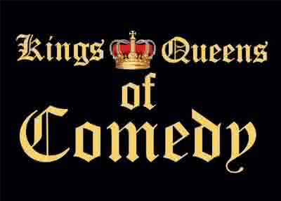 ECR Kings And Queens Of Comedy