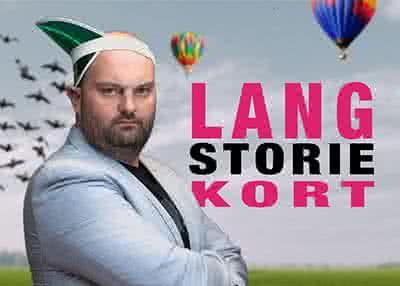 Lang Storie Kort - Radio Raps